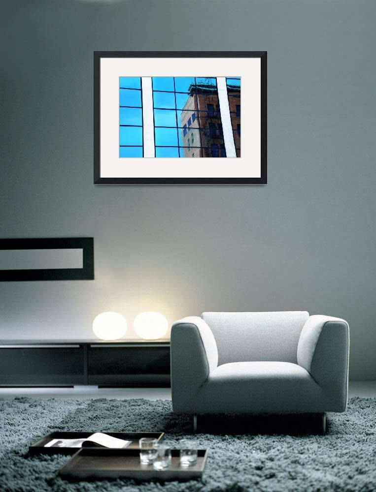 """""""Window Reflections""""  (2007) by DGPhotographicArt"""