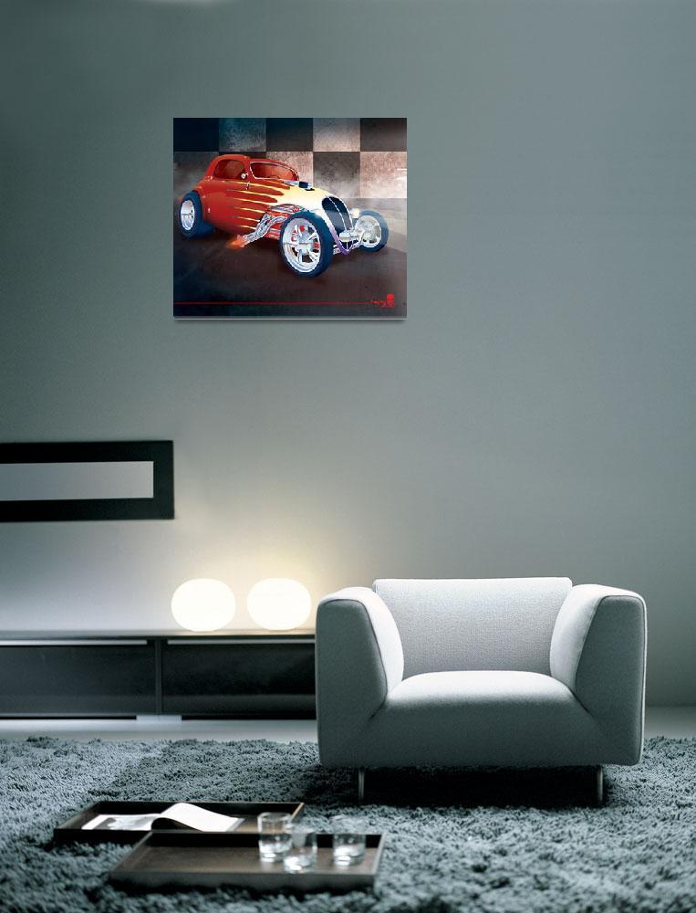 """Fiat Topolino""  (2010) by howyadoin"