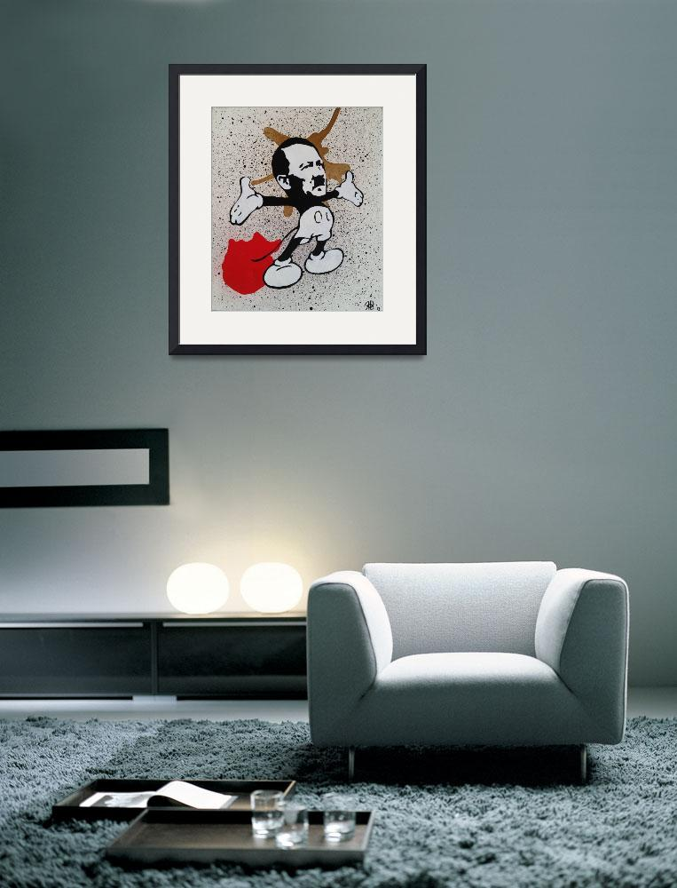 """""""Taking The Mickey&quot  (2013) by MilitantHippies"""