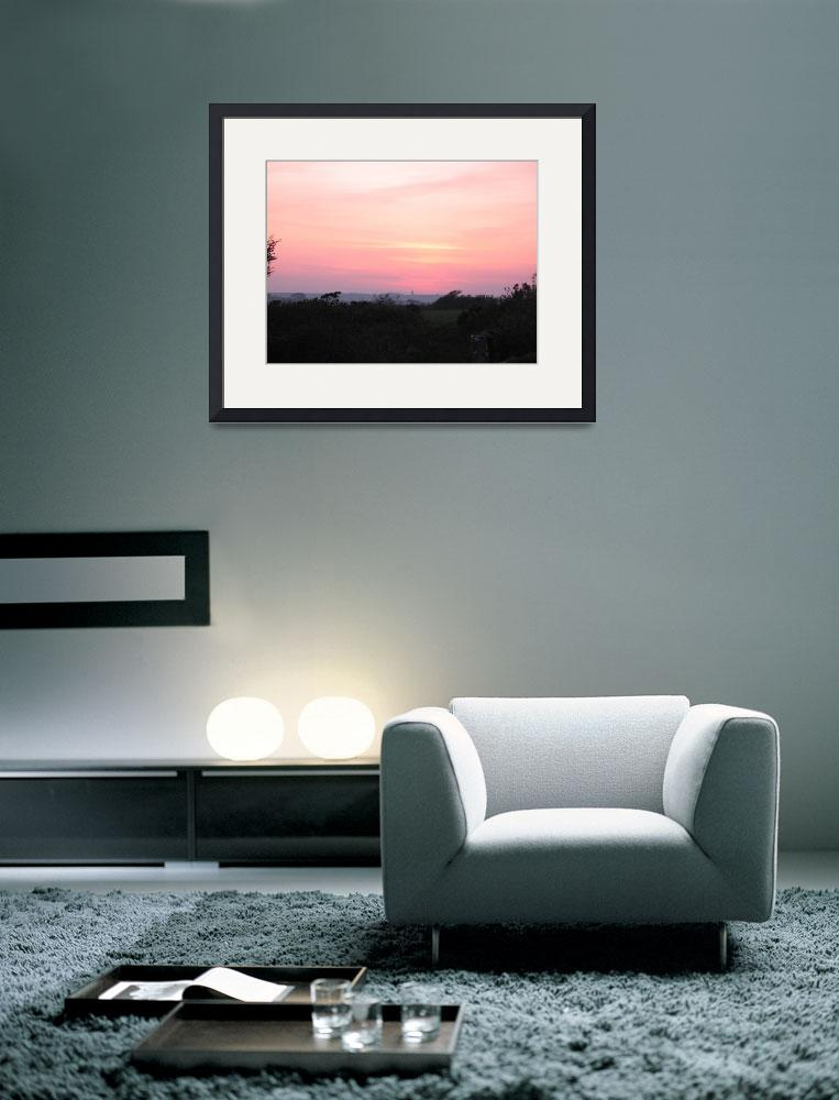 """Cornish Sunset (5983)&quot  (2010) by poddys"