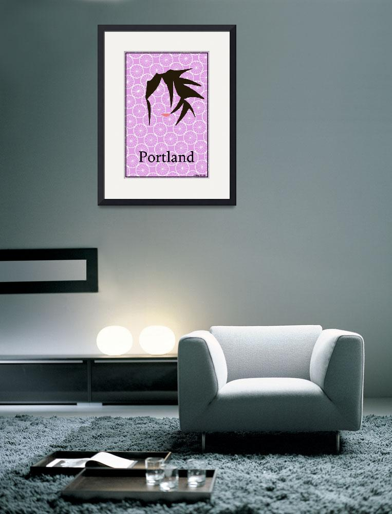 """""""Porland Female&quot  (2011) by EnThePink"""