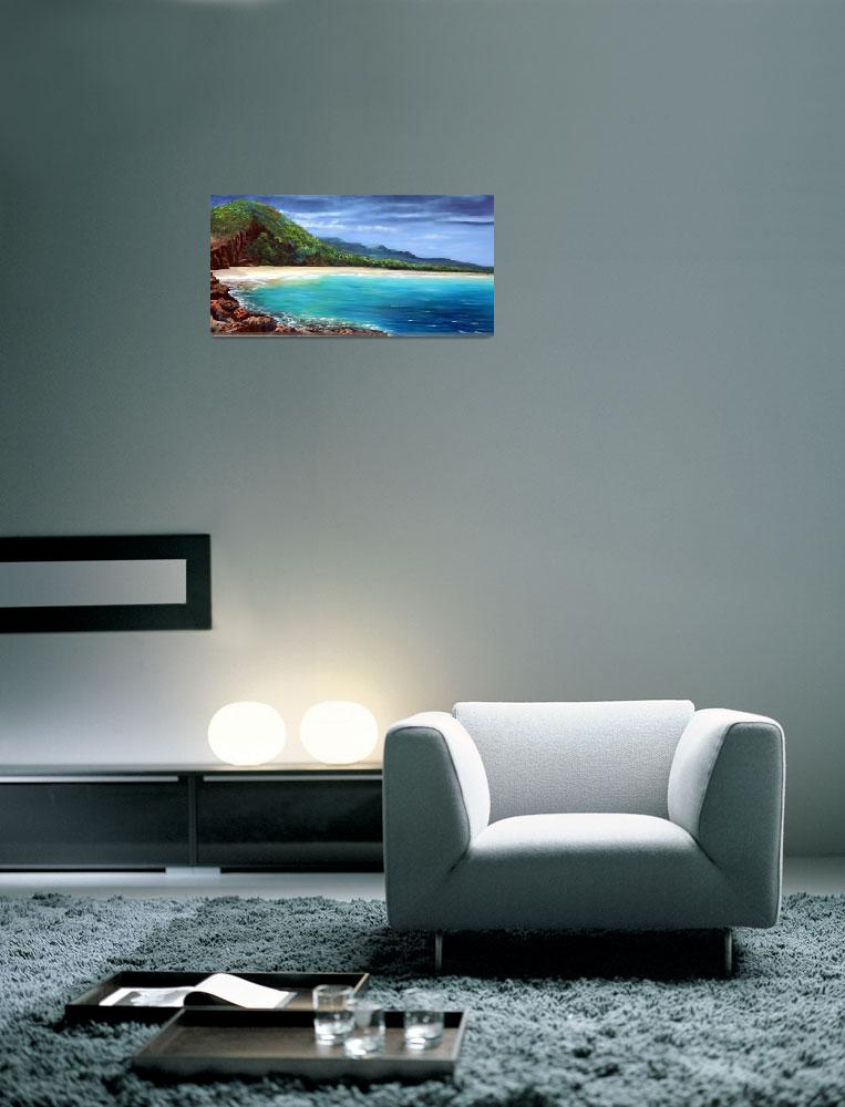 """Big Beach, Maui -  Let"