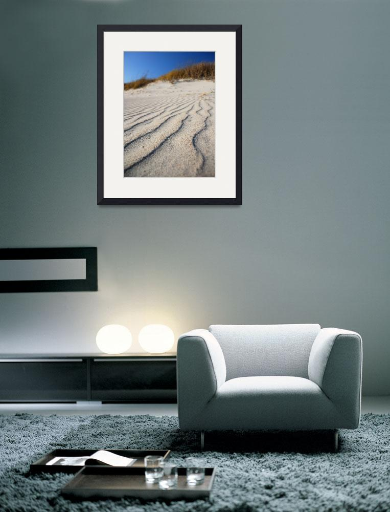"""""""Lines in the Sand&quot  by angbrinker"""