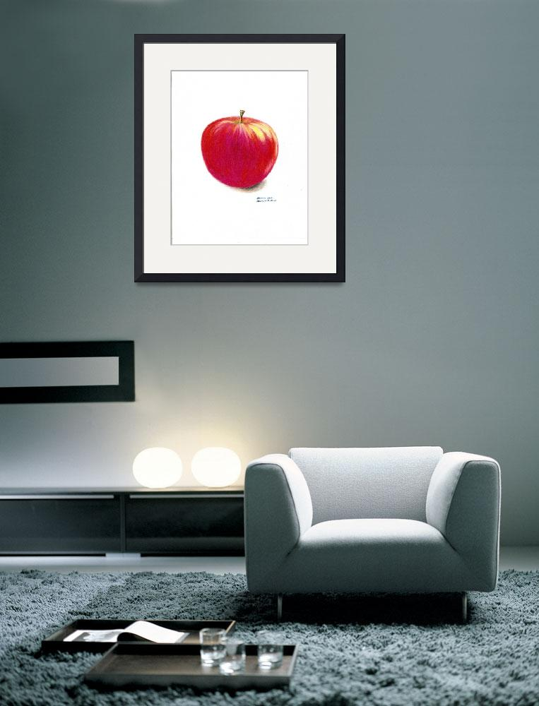 """The Apple&quot  (2010) by sharonblanchard"