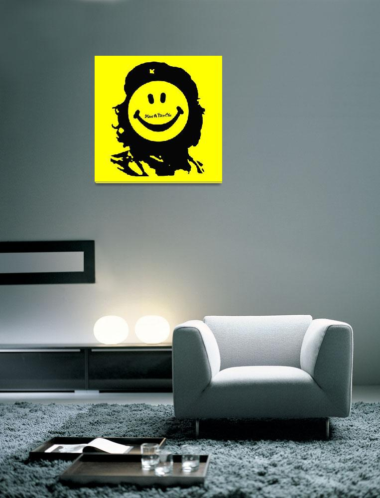 """""""Have A Nice Che Guevara&quot  by RubinoFineArt"""