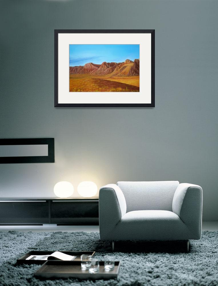 """Red Rock Canyon&quot  (2010) by ecoop"
