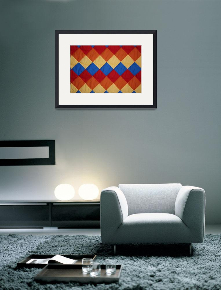 """""""The Quilt 3""""  (2010) by ArtRoger"""
