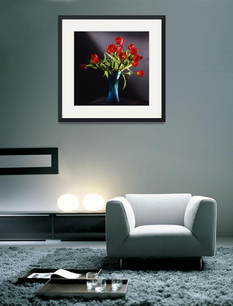 """""""Tulips""""  (2001) by silent-view"""