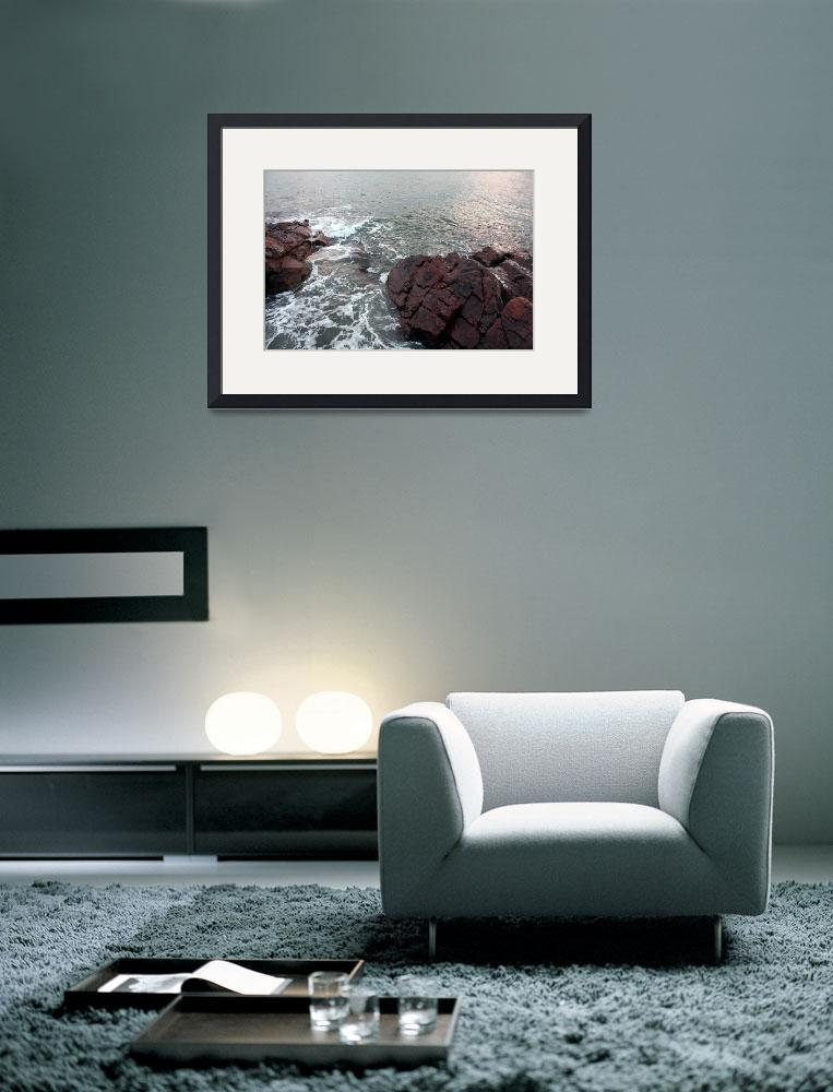 """""""Rockport Shore""""  (2009) by accidental"""