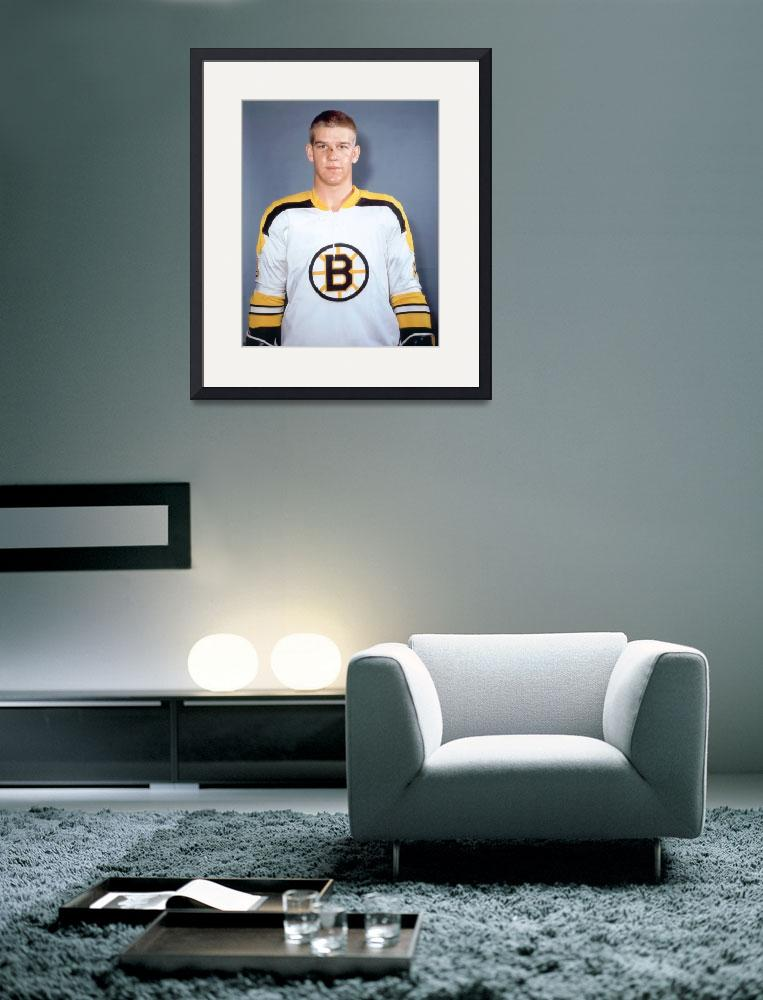 """Bobby Orr&quot  by RetroImagesArchive"