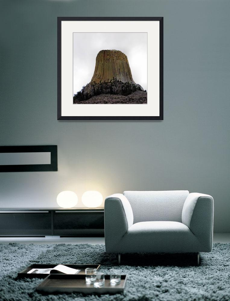 """""""Devils Tower Wyoming""""  (2009) by NWExposures"""