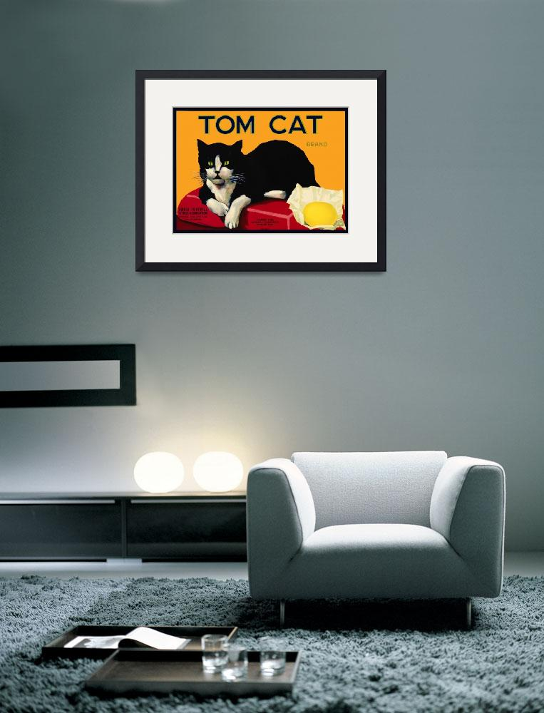 """""""Tom Cat&quot  (2010) by dalidayna"""