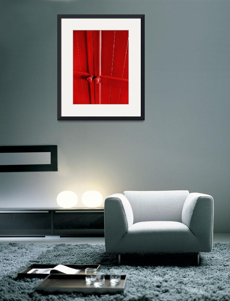 """""""The Red Doors&quot  (2013) by cinsings"""