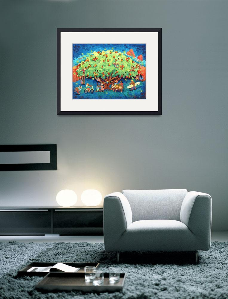 """""""Under the Mango Tree""""  (2008) by MichaelIves"""