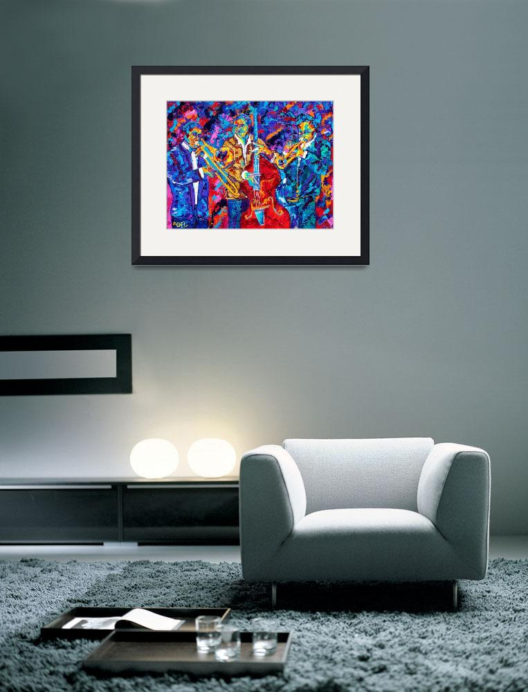 """""""New Orleans Night&quot  (2010) by neworleansartist"""