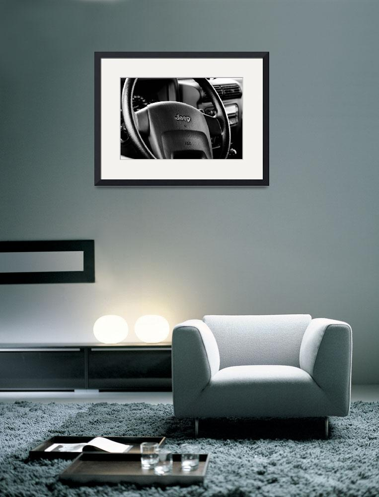 """""""Jeep Interior&quot  by sharonsphoto"""
