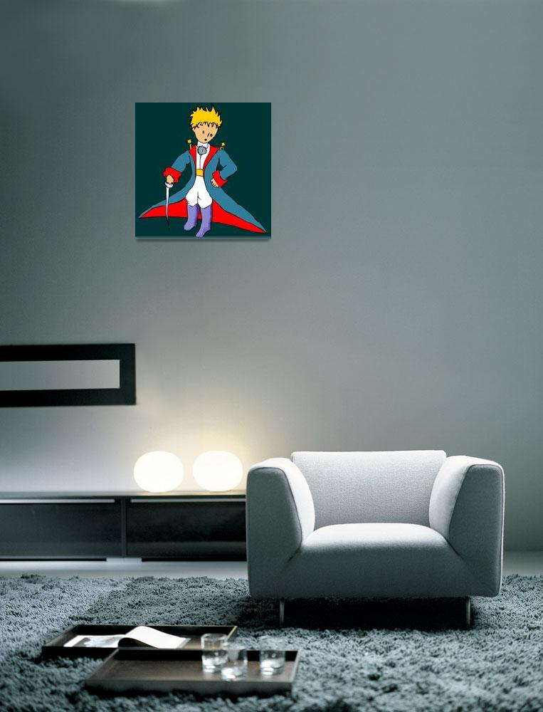 """""""The Little Prince&quot  (2009) by castorNgemini"""