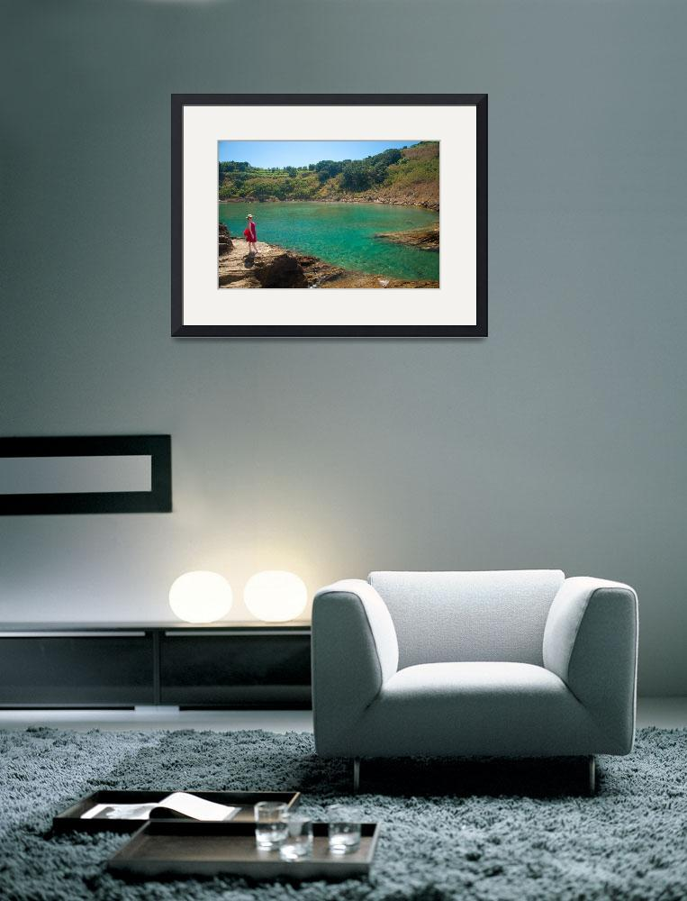 """""""Contemplating the lagoon""""  (2014) by gavila"""