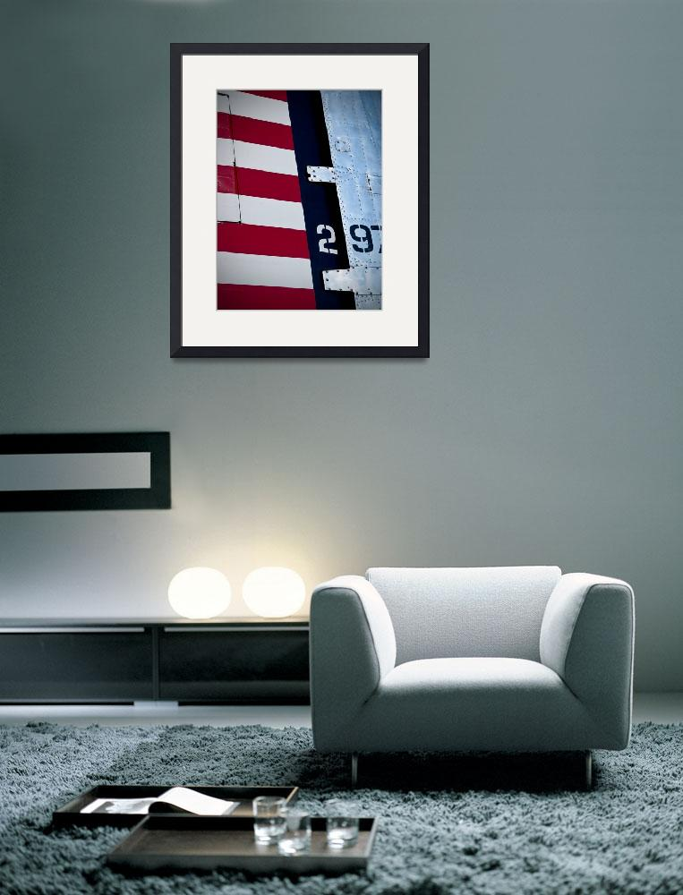 """""""Red, White & Blue&quot  (2007) by JamesHowePhotography"""