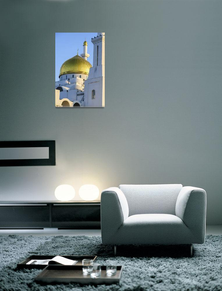 """""""The Nur-Astana Mosque&quot  by DXB013"""