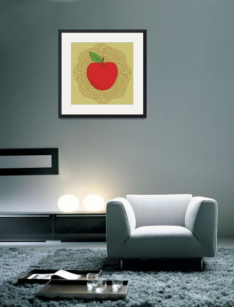"""Red delicious&quot  (2010) by eligri"