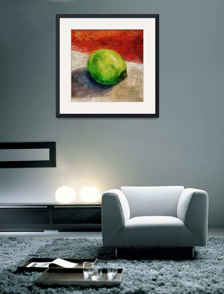 """""""Lime ll&quot  (2012) by Michelle1991"""
