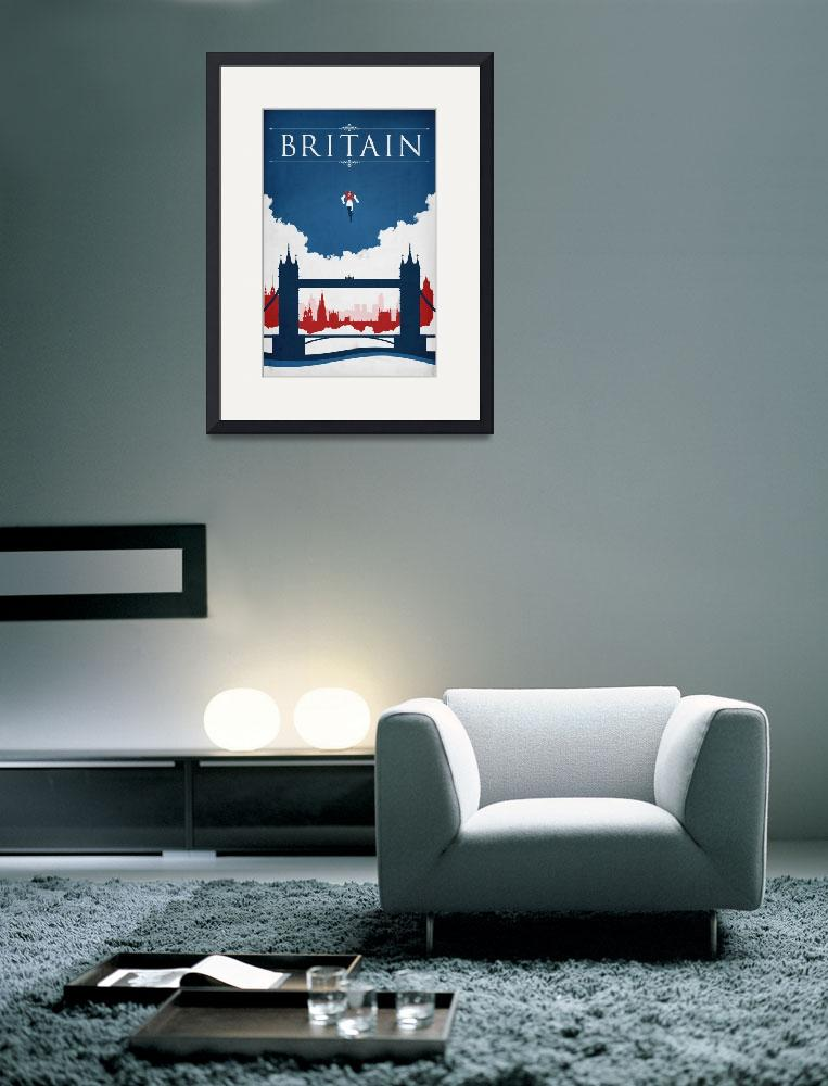 """""""Britain&quot  (2011) by JustinVG"""