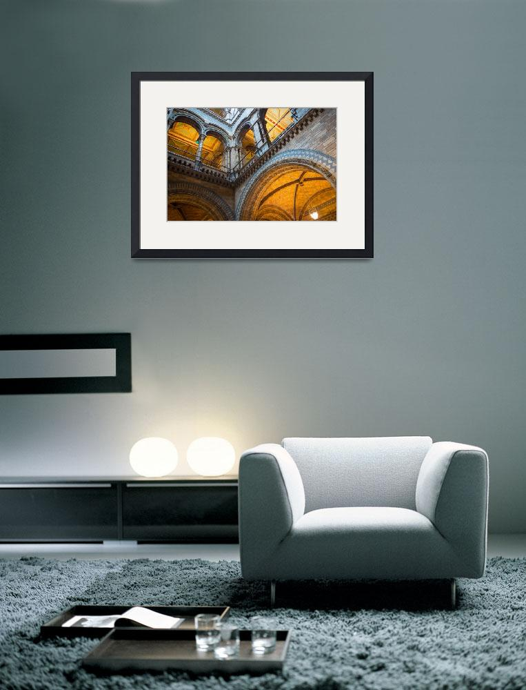 """""""Natural History Museum&quot  (2012) by Inge-Johnsson"""