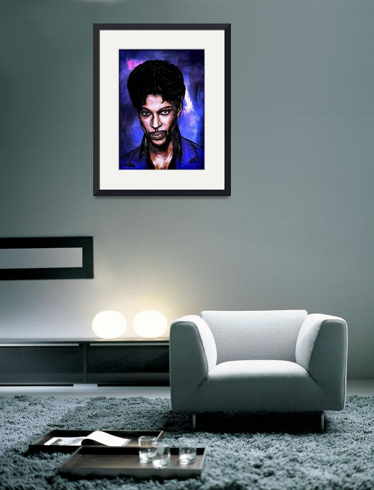 """""""Music Legend  Prince&quot  (2016) by andy551"""