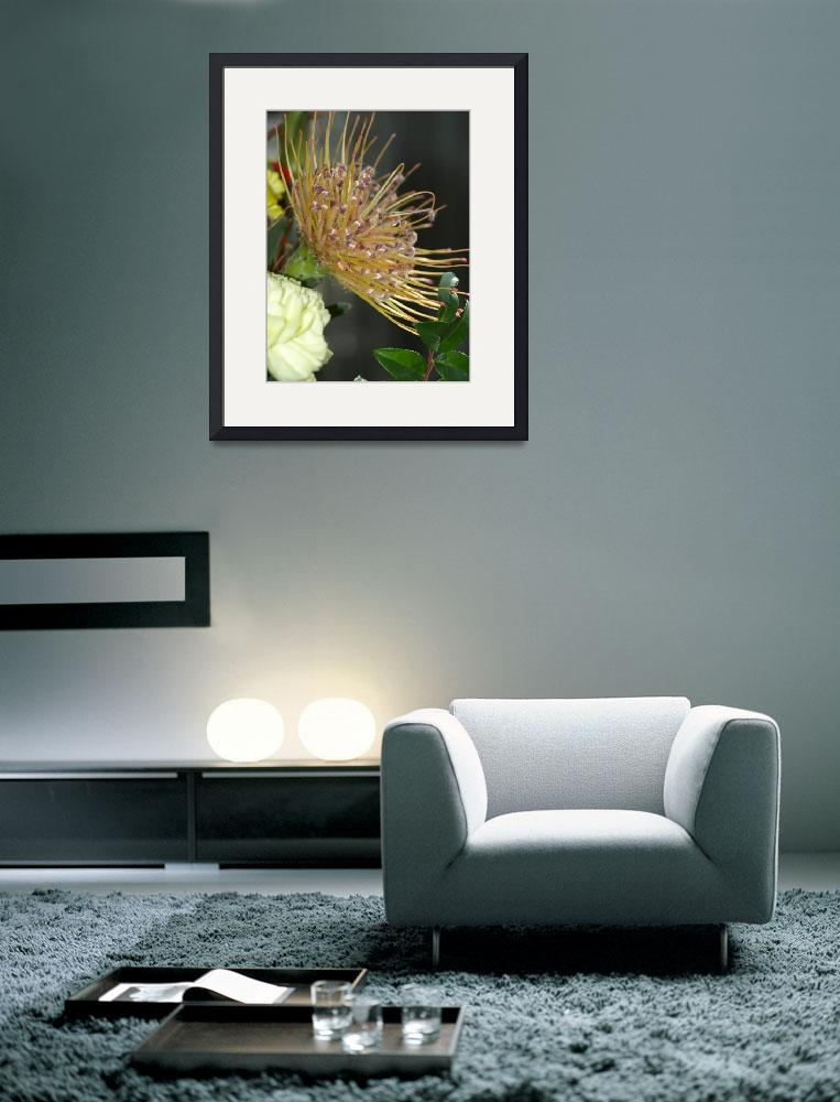 """""""Unusual Flower""""  (2011) by rondascreationds"""