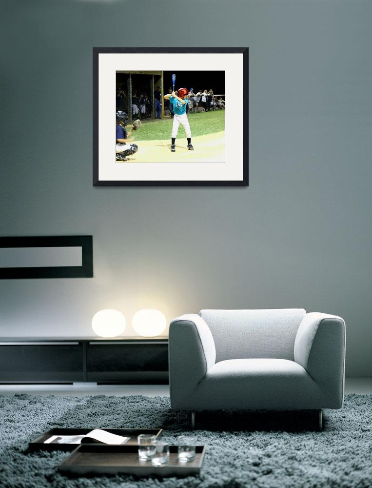 """""""Batter Up&quot  (2009) by rayjacque"""