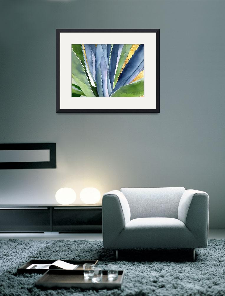 """Agave 2&quot  (2007) by art4fish"
