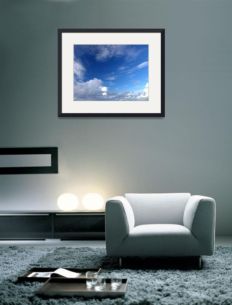 """Blue Florida Sky&quot  (2006) by onthebeach"