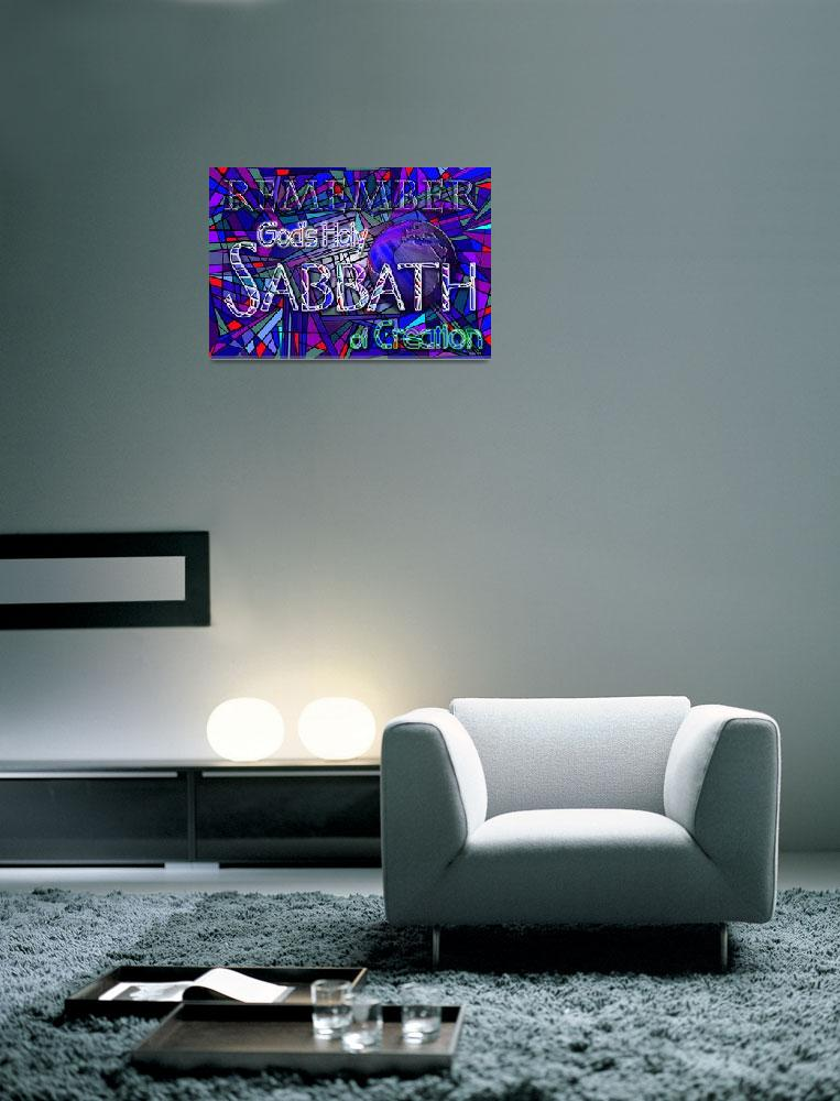 """""""Sabbath of Creation&quot  (2007) by DCLWolf"""