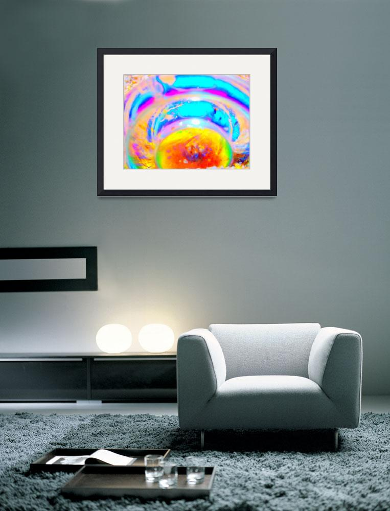 """""""Spiral Vision&quot  (2011) by mswenderful"""