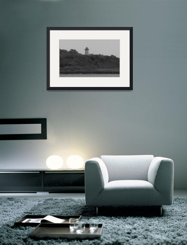 """Elusive Long Island Light&quot  by EdgewaterGallery"