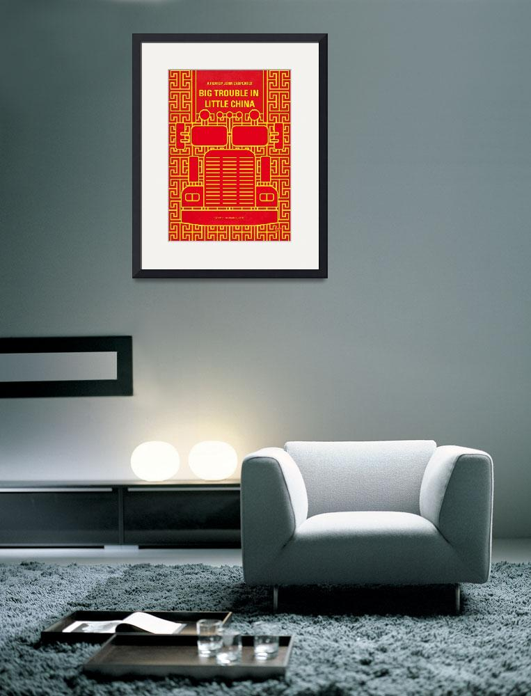 """No515 My Big Trouble in Little China minimal movie""  by Chungkong"