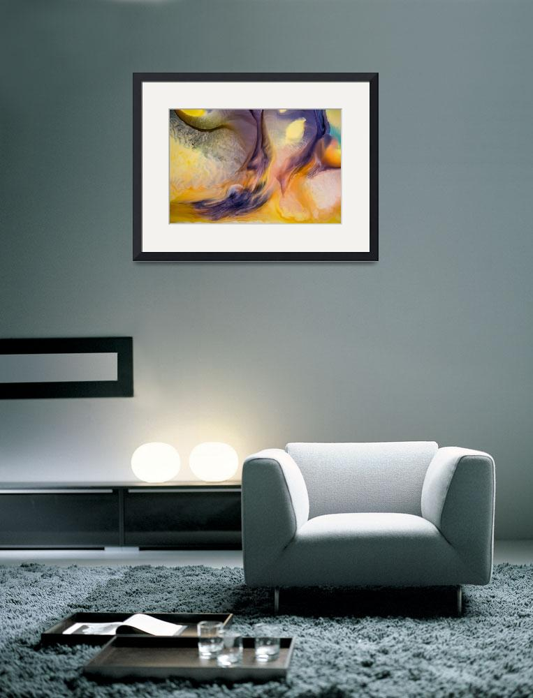 """""""Contemporary Abstract&quot  by Art_by_Lilia"""
