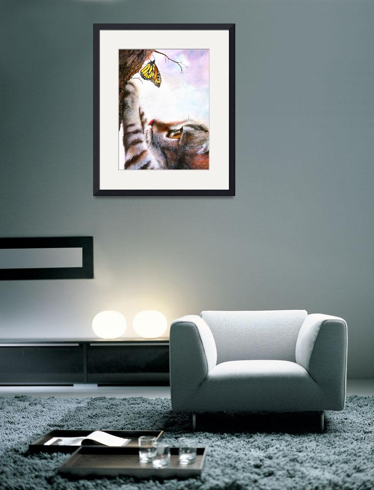 """""""Fascination""""  (2011) by MightyFineArt"""