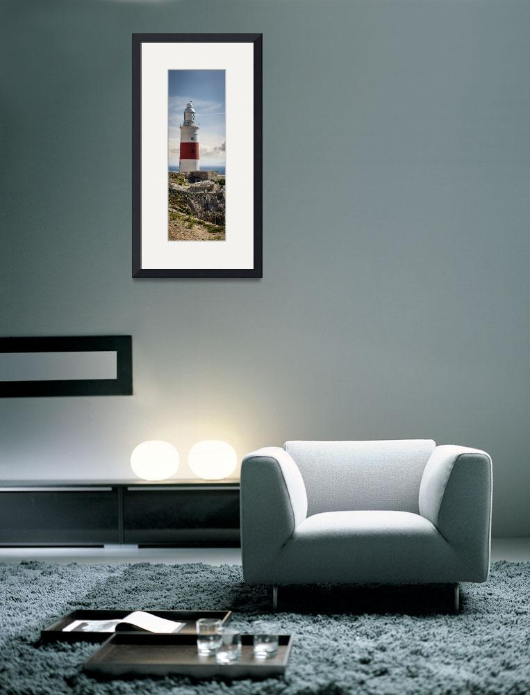 """Lighthouse at pillars&quot  (2012) by Valegorov"