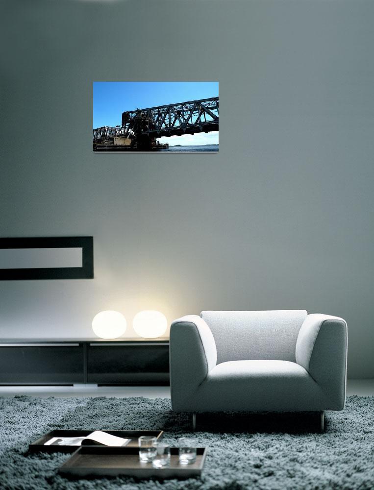 """Bridges""  (2008) by 826paranormal"