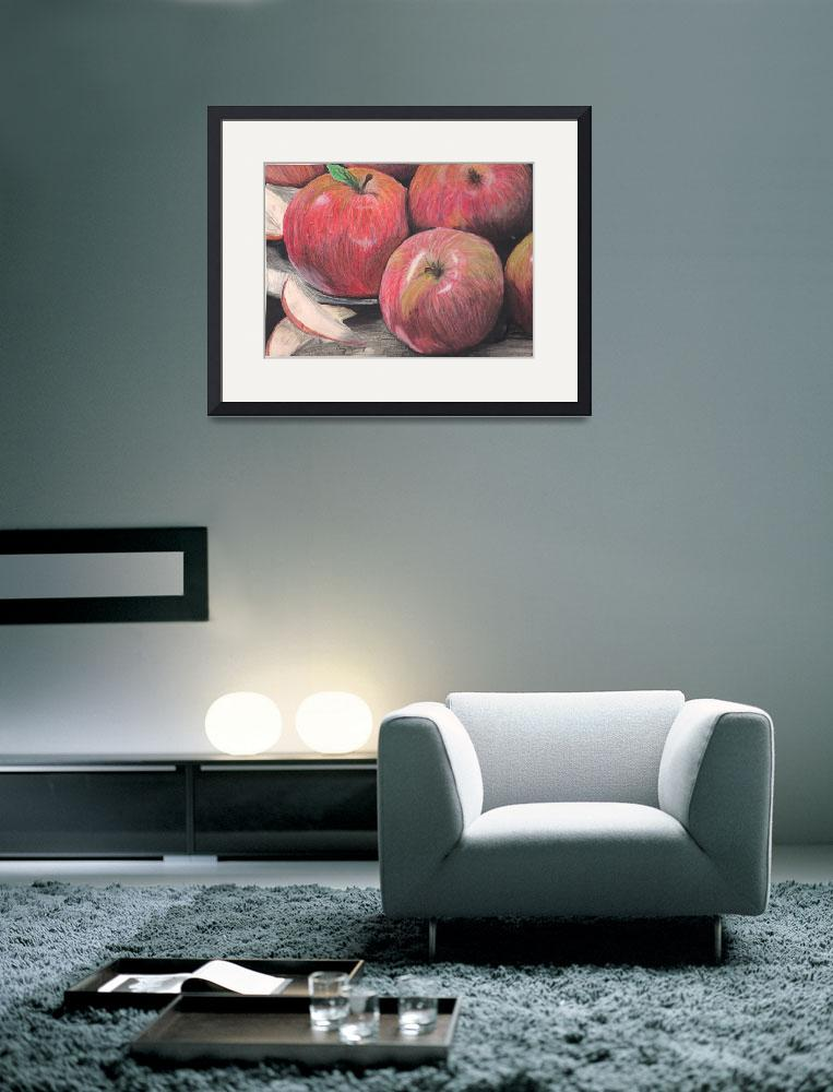 """Red Delicious 2&quot  (2002) by coreymurray"