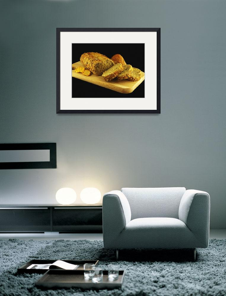 """""""Multicereal Bread&quot  (2012) by photoshot44"""