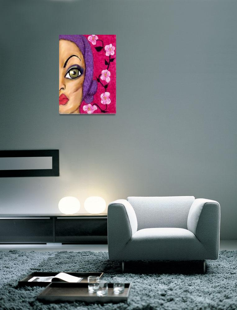"""""""Cherry Blossom&quot  (2010) by lenoralb"""