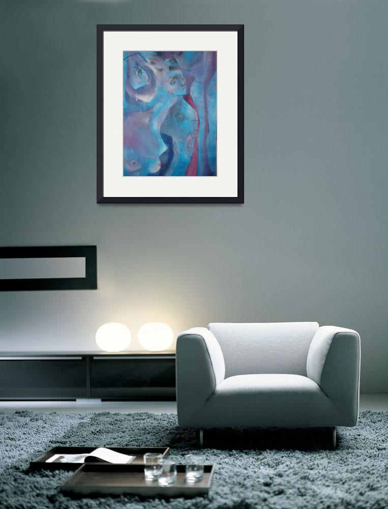 """""""Blue&quot  by sona"""