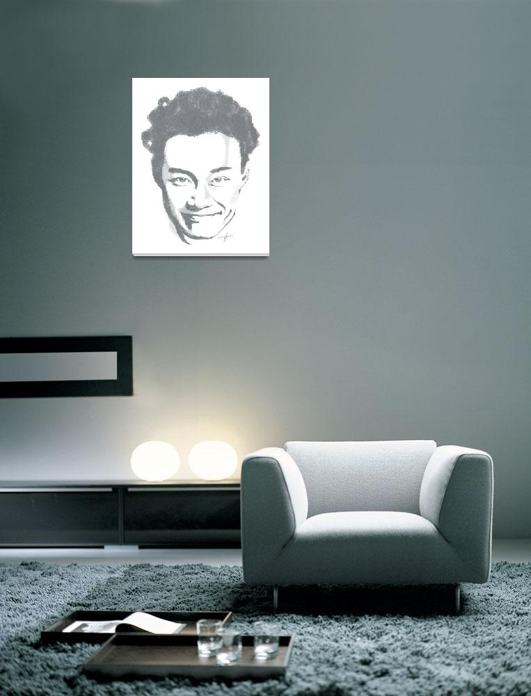 """""""Eason Chan&quot  (2010) by Tomatoskins"""