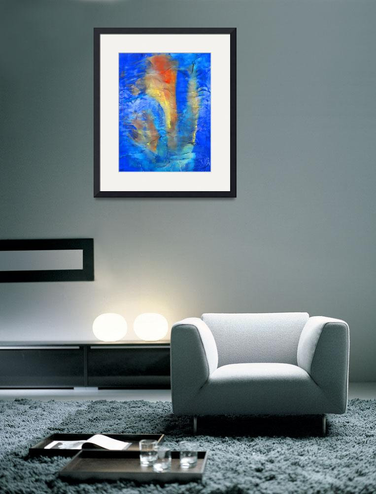 """""""Abstract 159-r&quot  (2009) by artforcancer"""