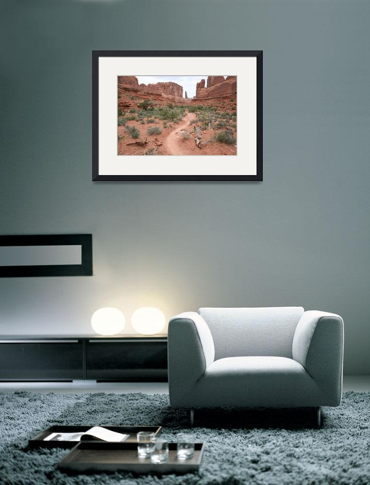 """Arches National Park 3&quot  by sandytravel"