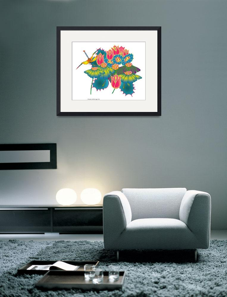 """""""flowers&quot  (2012) by ndmurray"""