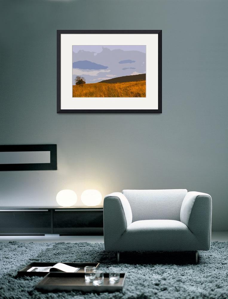 """Ilkley Moor&quot  (2009) by sillyjohno"